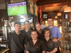 Collins Bar Team